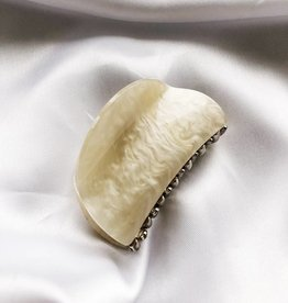 Pearlescent Hair Claw