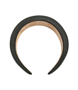 Harper Soft Headband / Black
