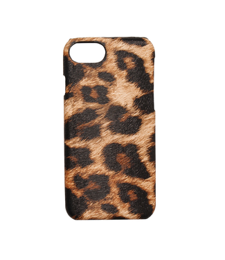 Brown Leopard Phone Case