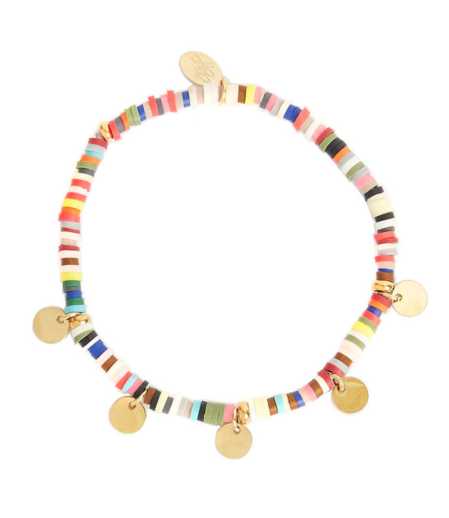 Maris Surf Bracelet / Rainbow