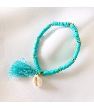 Vally Surf Bracelet / Turquoise
