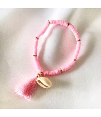Vally Surf Bracelet / Pink