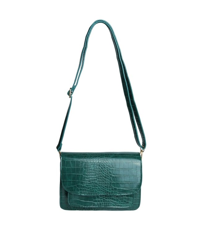 Sage Croco Bag / Green