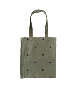 Star Canvas Bag / Army