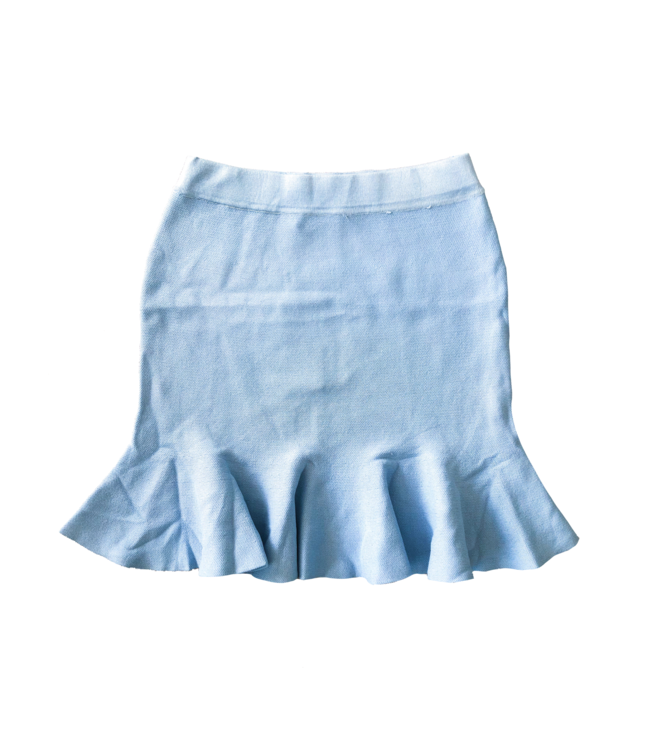 Amara Basic Skirt / Blue