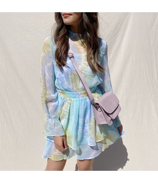 Aurora Tie Dye Dress / Multi