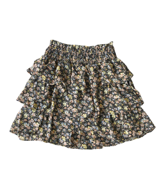 Lenthe Flower Skirt / Yellow