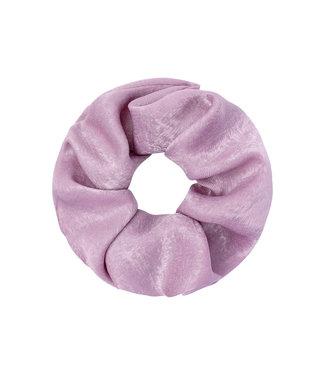 Cara Soft Scrunchie / Pink Lilac