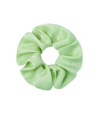 Cara Soft Scrunchie / Pale Green