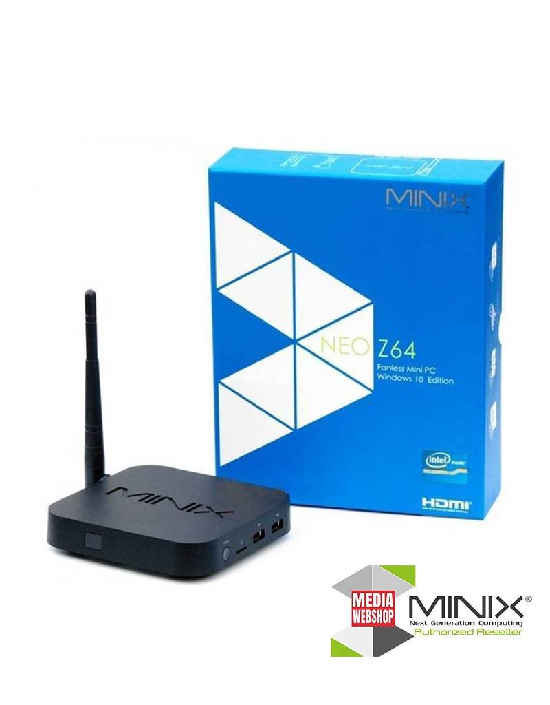 Minix MINIX NEO Z64 met Windows 10 Edition