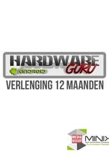 HardwareGuru HardwareGuru Verlenging
