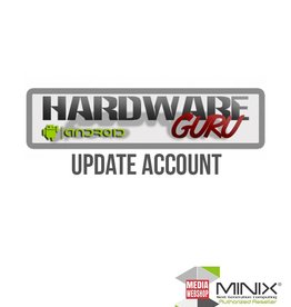 HardwareGuru HardwareGuru Update Account