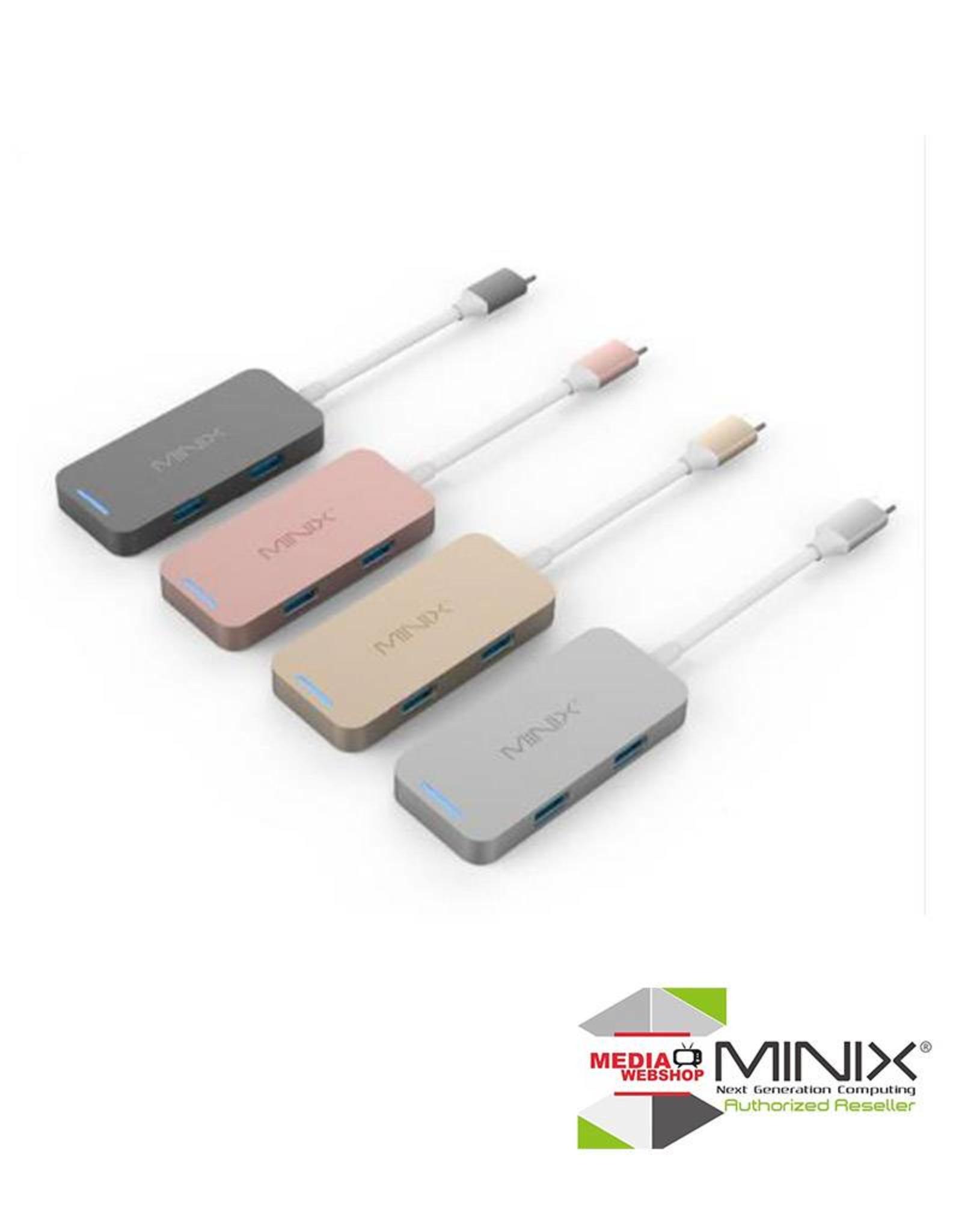 Minix Minix NEO C Mini Usb-C Multiport Adapter