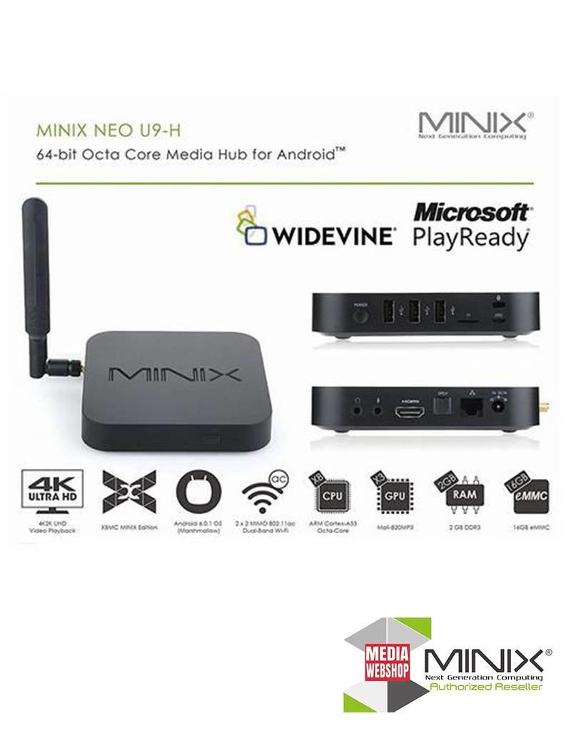 Minix MINIX NEO U9-H