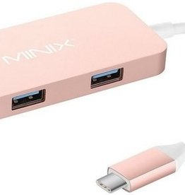 MINIX MINIX NEO C Mini USB Type C USB  Rose Gold
