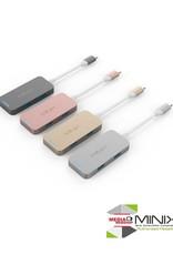 MINIX MINIX NEO C Mini USB Type C USB Type C + 2 x USB 3.0 + HDMI Space Grey