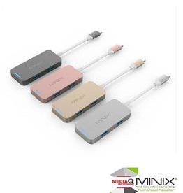 MINIX MINIX NEO C Mini USB Type C USB  Space Grey