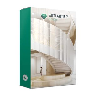 Artlantis Render v7 - netwerklicentie