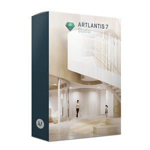 Artlantis Studio v7 - netwerklicentie