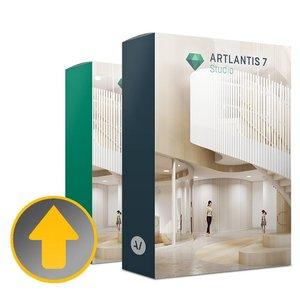 Sidegrade van Artlantis Render naar Studio v7