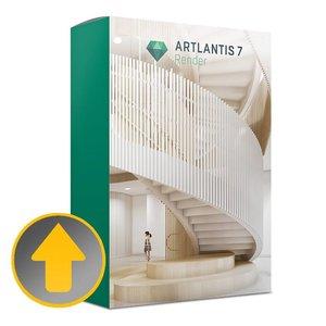 Upgrade van versie 5 of ouder  naar Artlantis Render v7