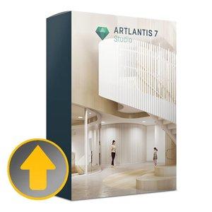 Upgrade van v6 naar Artlantis Studio v7