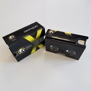 BIMx Cardboard VR bril (set van 4 stuks)