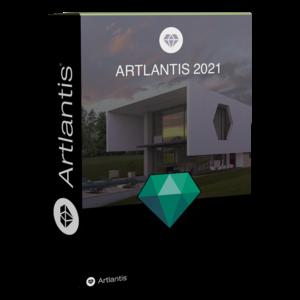 Artlantis 2021 - netwerklicentie