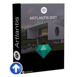 Upgrade van 2020 naar Artlantis 2021