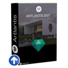 Upgrade van 2019 of ouder naar Artlantis 2021