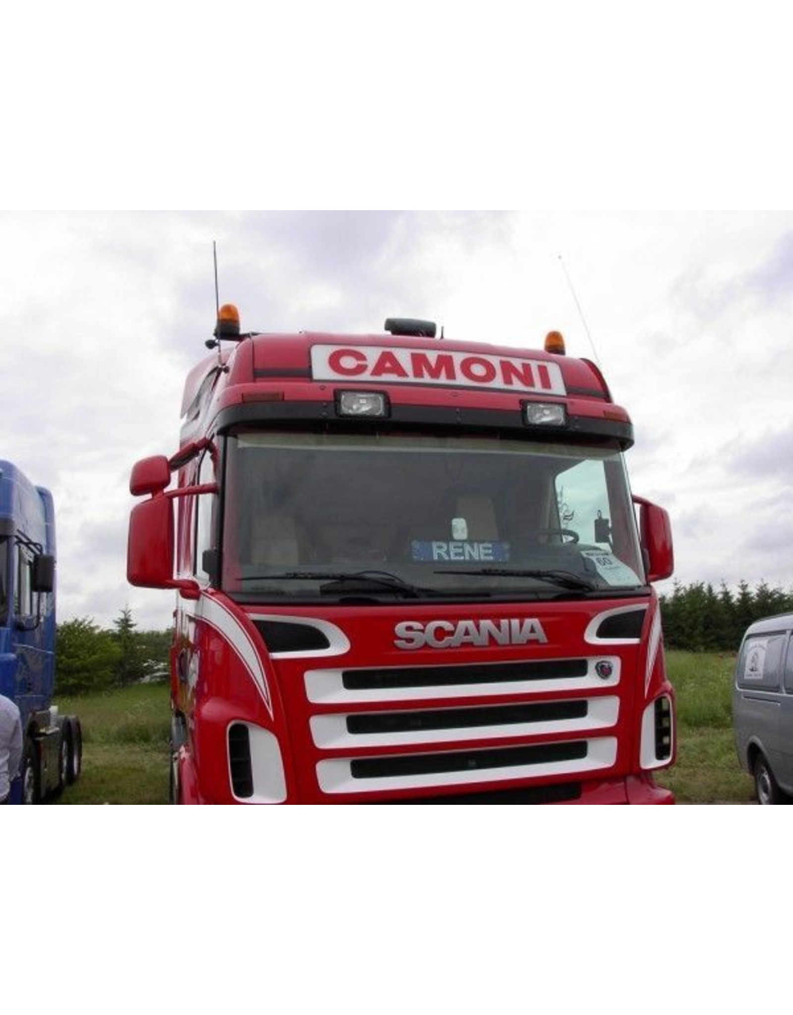 Lichtreclame Led Scania Highline R 135H-HH