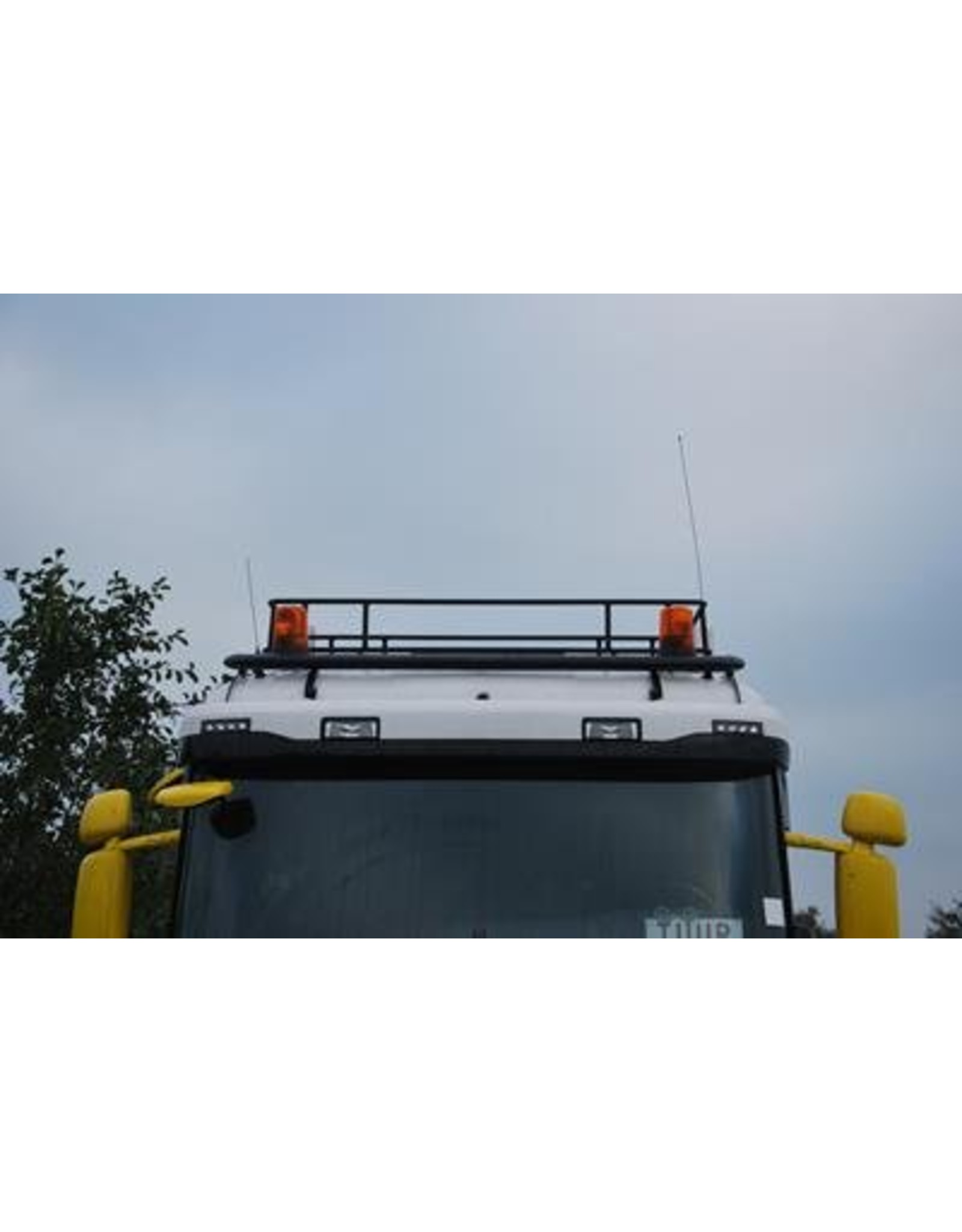 Dakrek Scania R met steunen