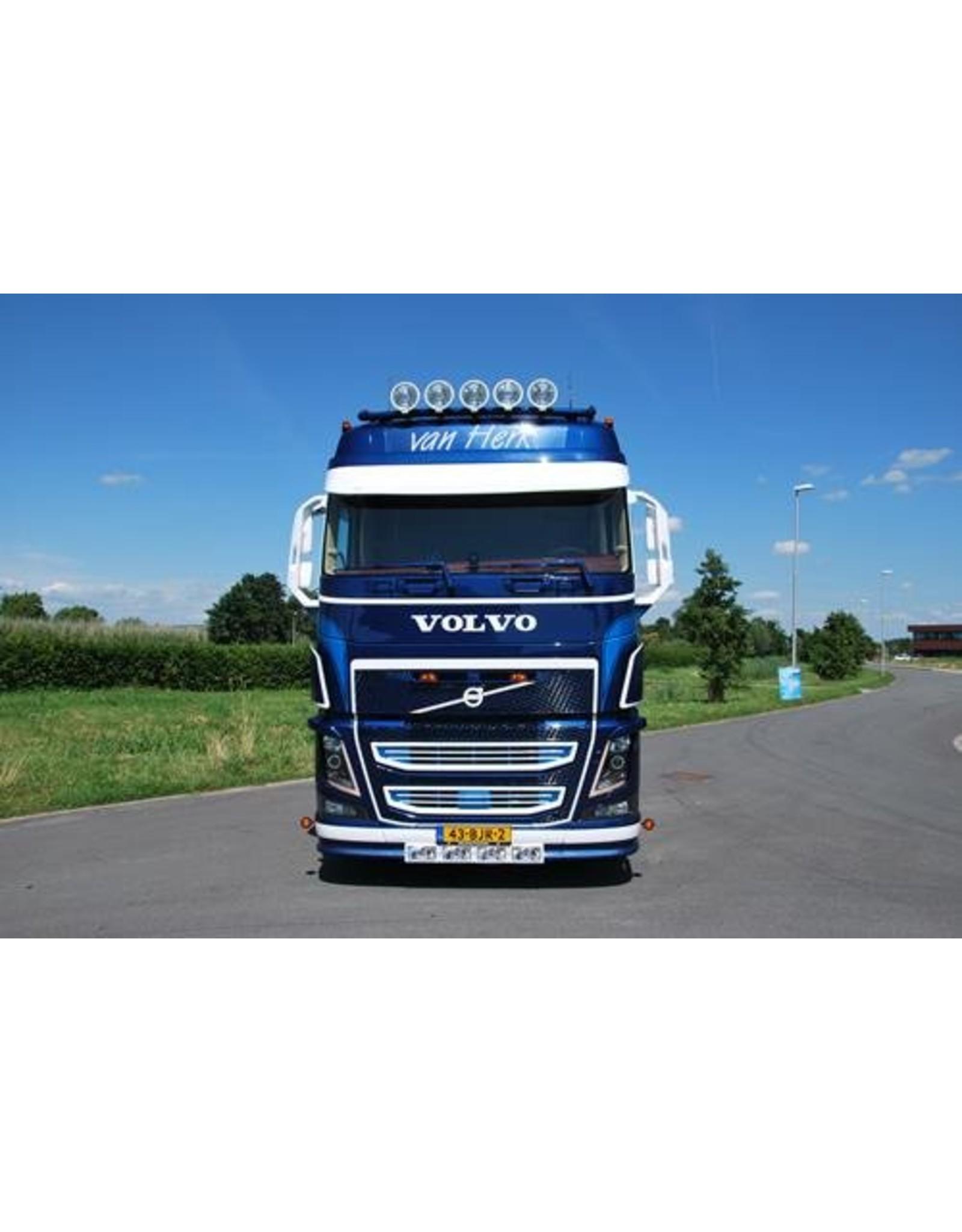 Volvo Bumper Spoiler Volvo FH4