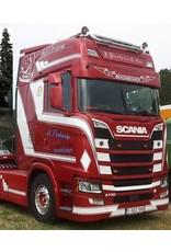 Scania Zonneklep Scania NG / Truckstyle