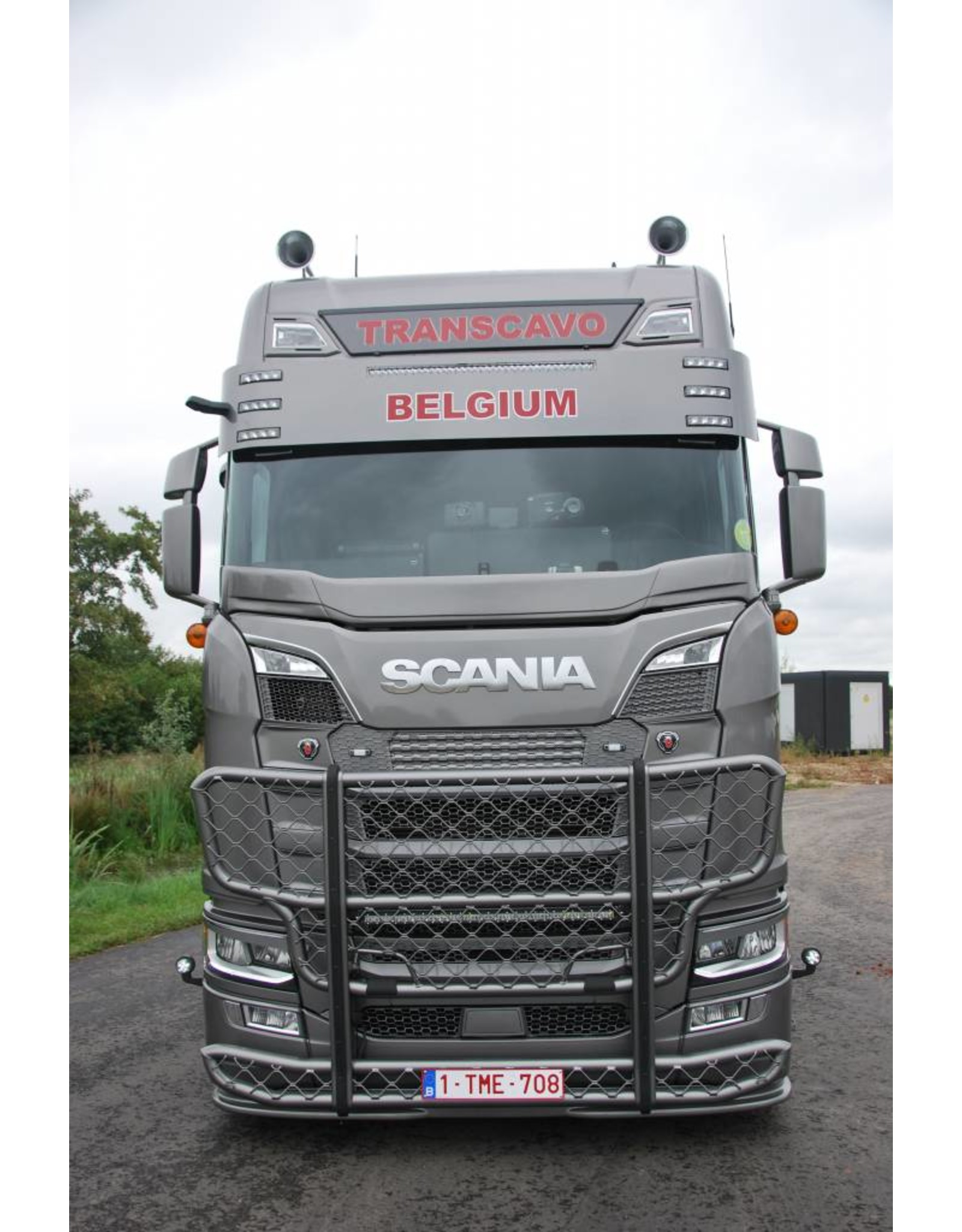 Lichtreclame Led Scania NG S en R serie Highline S 138-HH