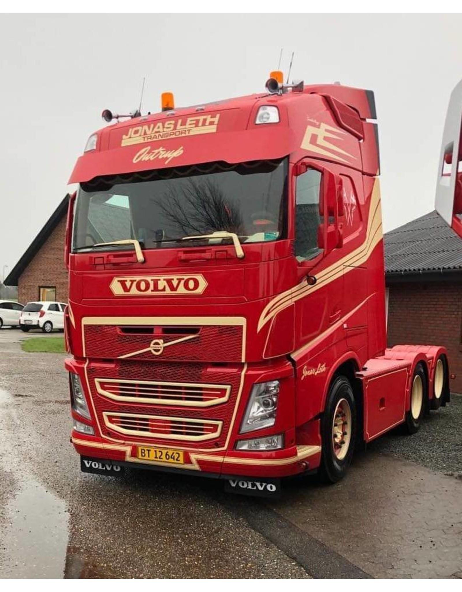 Volvo Aluminium Zonneklep Volvo FH4