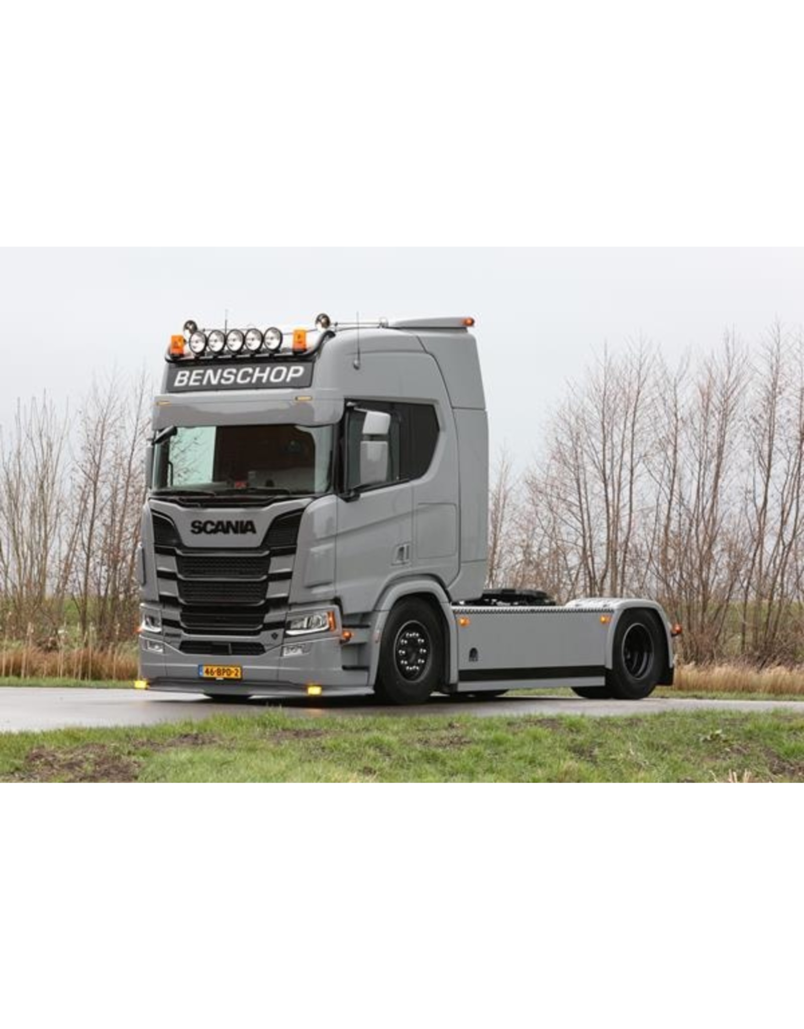 Lichtreclame Led Scania NG  Highline XL