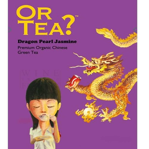 Or Tea Dragon Pearl Jasmine Classic Tea Collection