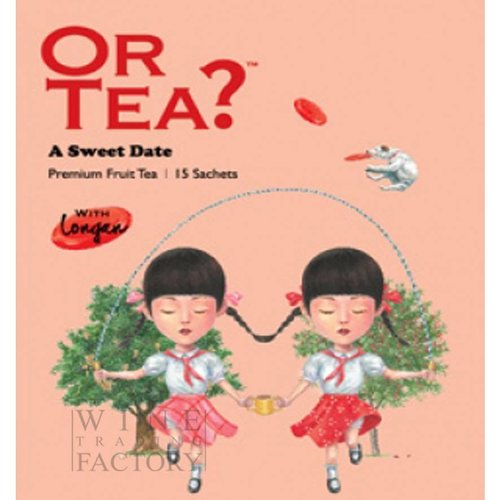 Or Tea A Sweet Date Wellbeing Tea Series