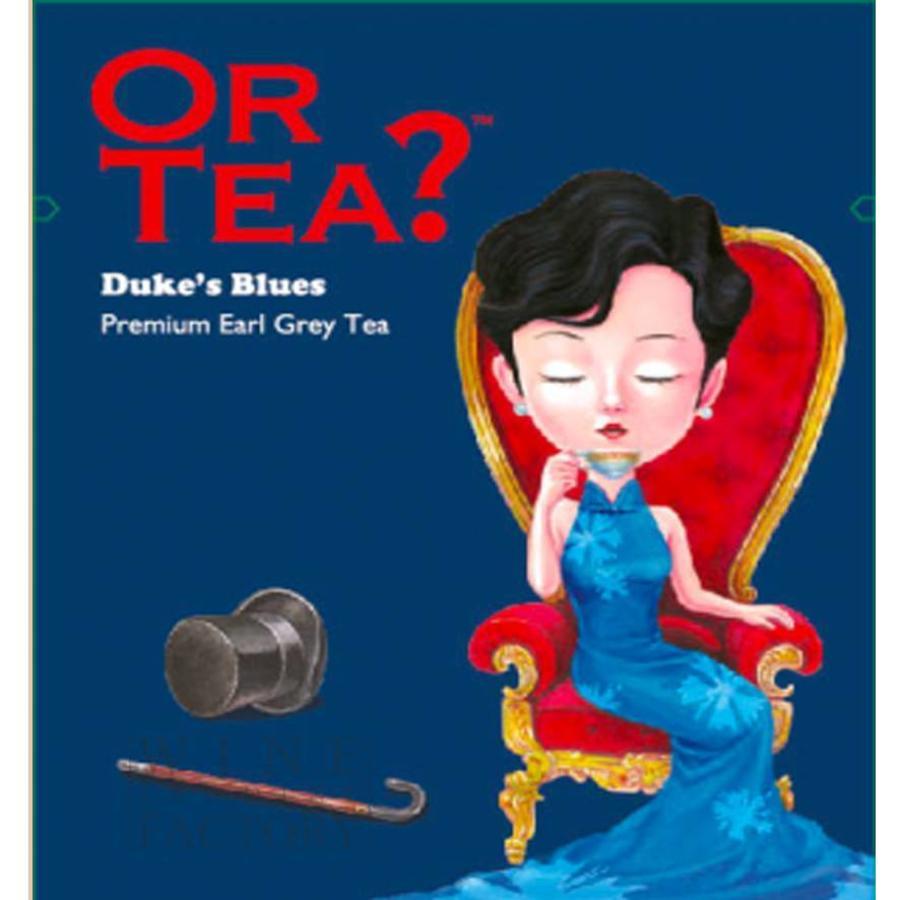 Duke's Blues UrbanPop Tea Series-1