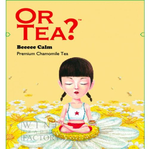 Or Tea Beeeee Calm UrbanPop Tea Series