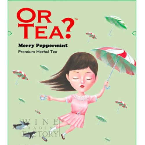 Or Tea Merry Peppermint UrbanPop Tea Series