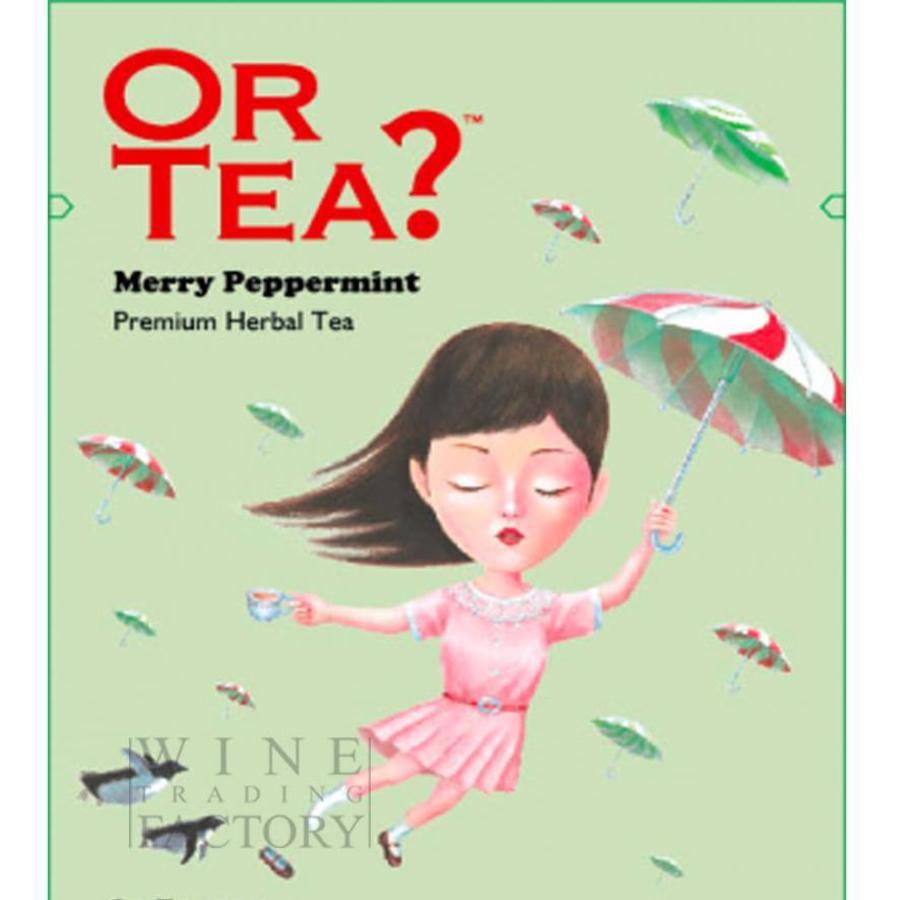 Merry Peppermint UrbanPop Tea Series-1