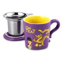 thumb-Or Tea Color Mug-2