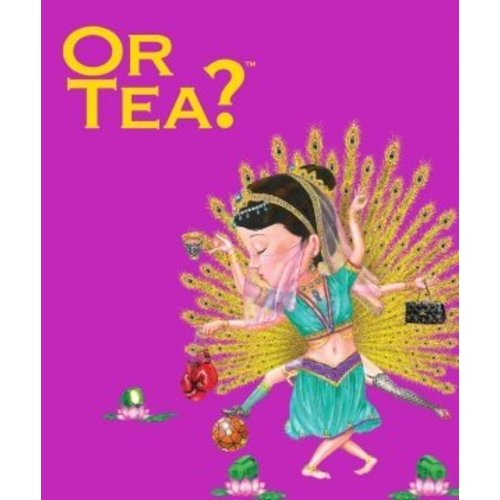 Or Tea The Secret Life of Chai UrbanPop Tea Series