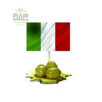 Olijfolie met munt Italië