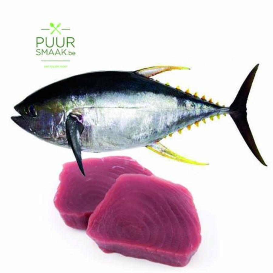 Tonijnfilet sashimi-1