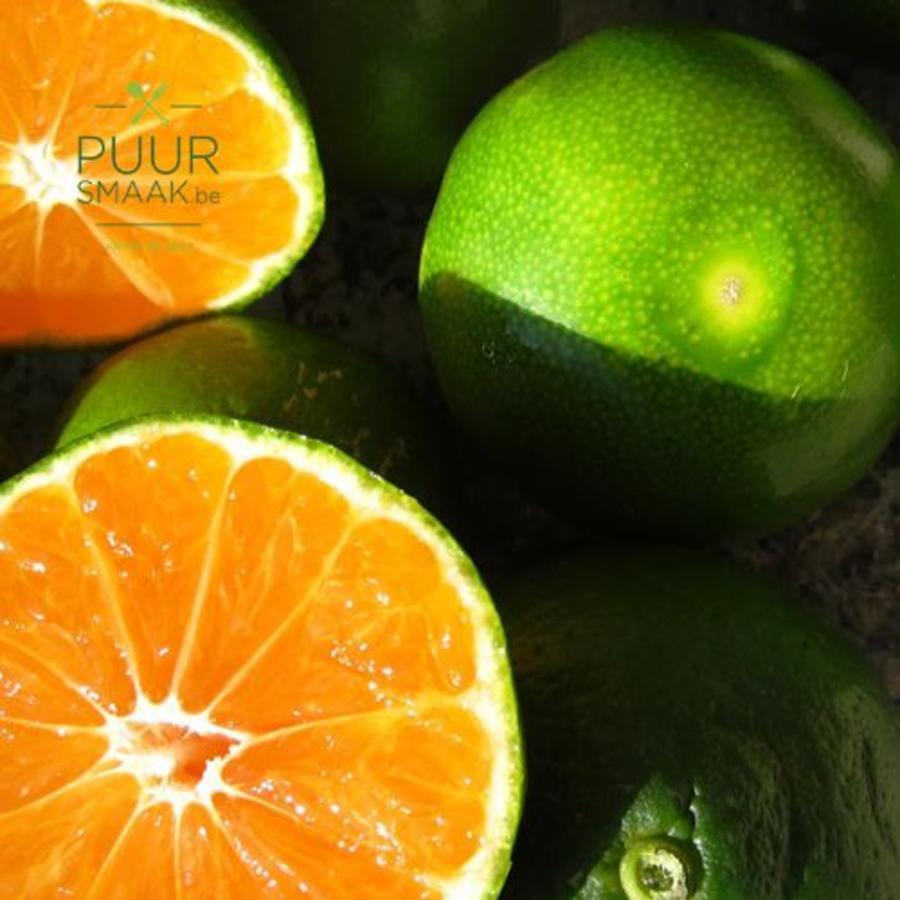 Mandarijen Bio Groene parel (pitloos) Spanje-1