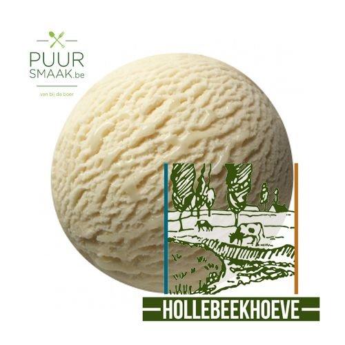 Vanille ijs Hollebeekhoeve Kruibeke