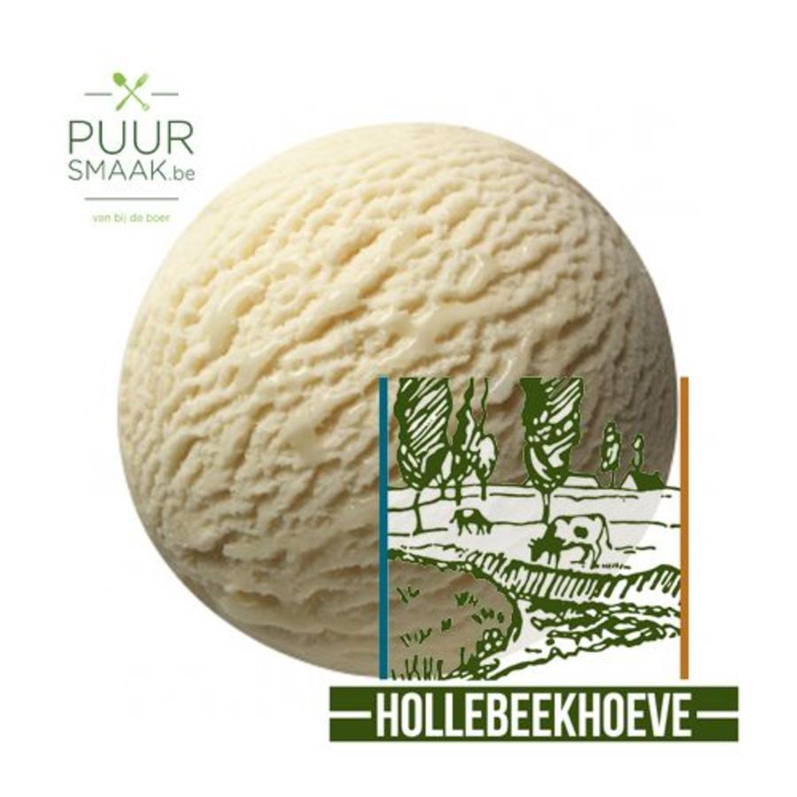 Vanille ijs Hollebeekhoeve Kruibeke-1